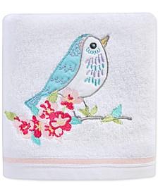 "Spring Bird 16"" x 28"" Hand Towel, Created for Macy's"