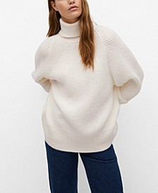 Women's Turtle Neck Knit Sweater