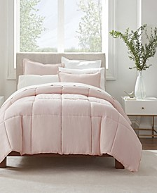 Simply Clean King Comforter Set, 3 Piece