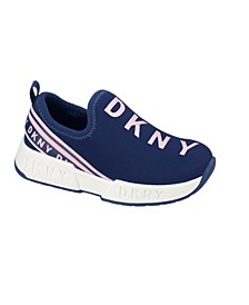 Toddler Girls Maddie Slip-On Sneakers