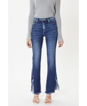Women's High Rise Boot Cut Jeans