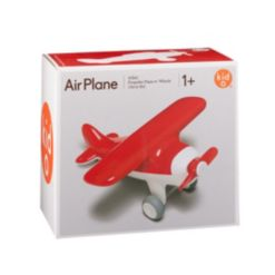 Kid O Air Plane Early Learning Push and Pull Toy
