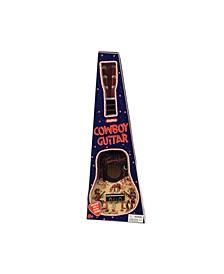Cowboy Guitar Musical Instrument
