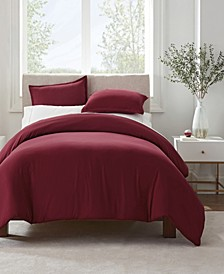 Simply Clean Antimicrobial Duvet Collection