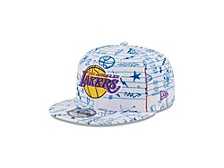 Los Angeles Lakers Doodle 9FIFTY Cap