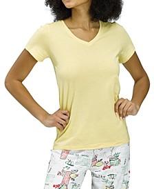 V-Neck Pajama T-Shirt
