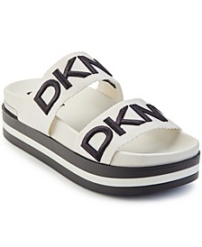 Women's Tee Sandals