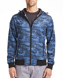 Men's Slim Fit Hoodie with Free Matching Mask