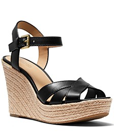 Suzette Espadrille Wedge Sandals