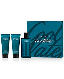 Men's 3-Pc. Cool Water Eau de Toilette Gift Set