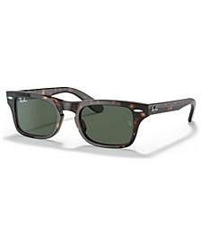 RX4340V Unisex Square Eyeglasses