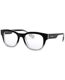 BE2306 Men's Square Eyeglasses