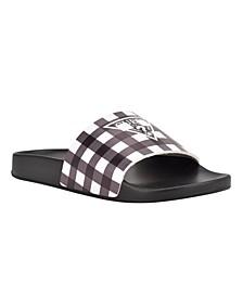 Women's Savan Pool Slide Flat Sandals