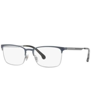 BB1054 Men's Rectangle Eyeglasses