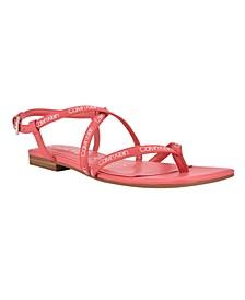 Women's Myra Strappy Flat Sandals