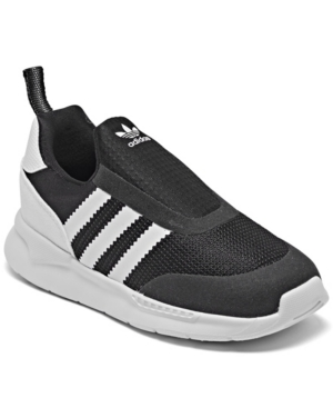 Adidas Originals ADIDAS ORIGINALS TODDLER BOYS ZX 360 1 SLIP-ON CASUAL SNEAKERS FROM FINISH LINE