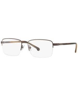 BB1044 Men's Rectangle Eyeglasses