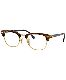 RX5154 Unisex Square Eyeglasses