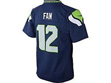 Seattle Seahawks Infant Game Jersey Fan #12