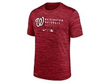 Men's Washington Nationals Velocity Practice T-Shirt