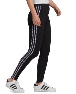 Adidas Originals ADIDAS ORIGINALS WOMEN'S MID-RISE TIGHTS