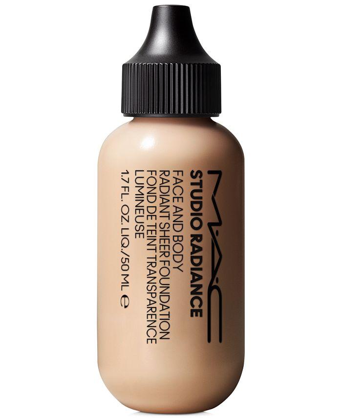 MAC - Studio Radiance Face & Body Radiant Sheer Foundation