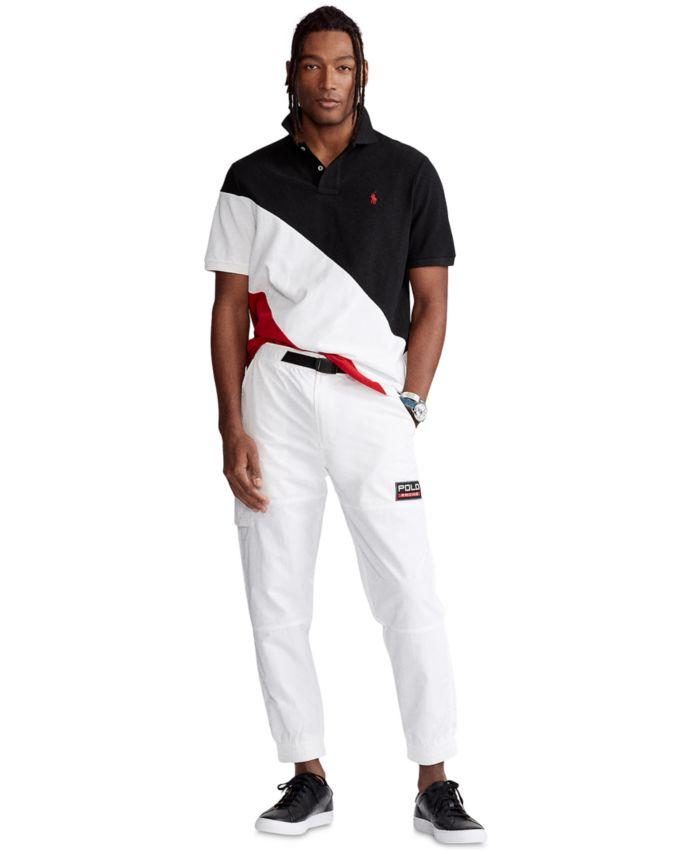 Polo Ralph Lauren Men's Classic-Fit Mesh Polo Shirt & Reviews - Polos - Men - Macy's