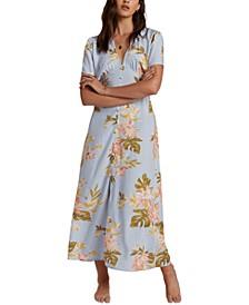 Juniors' Lucky In Love Midi Dress