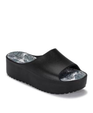 Parvati Women's Wedge Slide Sandal Women's Shoes