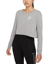 Plus Size Femme Cotton T-Shirt