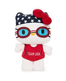 Hello Kitty Olympics Swimmer, 6 in