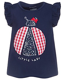 Baby Girls Little Lady Cotton Tunic, Created for Macy's