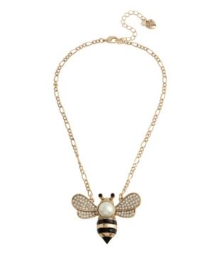 Bee Pendant Necklace