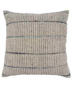 """Saro Lifestyle Pillows PILLOW COVER, 20"""" X 20"""""""