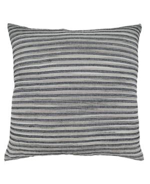 """Saro Lifestyle Cushions THROW PILLOW, 22"""" X 22"""""""