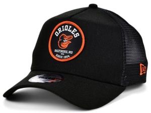 New Era Caps BALTIMORE ORIOLES MLB MERROW PATCH 9FORTY CAP