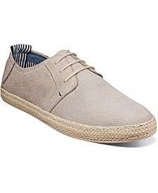 Men's Nicolo Plain Toe Lace Up Espadrille