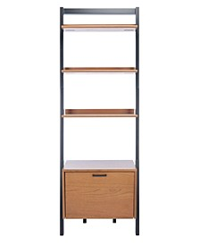 Lavina 3 Shelf 1 Door Etagere