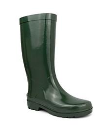 Women's Raffle Tall Rain Boots