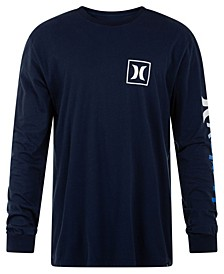 Men's Every Day Washed One and Only Icon Gradient T-shirt