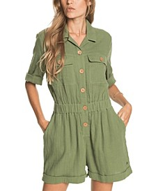 Women's Summer Rules Romper