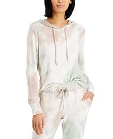 Tie-Dyed Loungewear Hoodie, Created for Macy's
