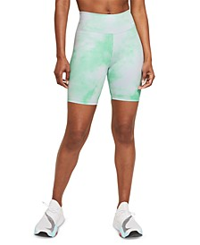 One Women's Sky-Dyed Active Shorts