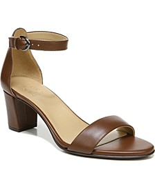 Vera Ankle Strap Sandals TRUE COLORS