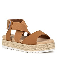 Women's Rockley Flatform Espadrille Wedge Sandals