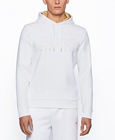 BOSS Men's Gold-Tone Sweatshirt