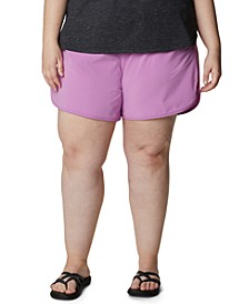 Plus Size Bogata Bay Stretch Shorts
