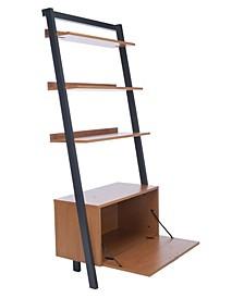 Vlad 3 Shelf 1 Door Etagere