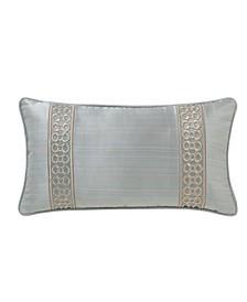 "Arezzo Decorative Pillow, 11"" L X 20"" W"