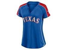 Women's Texas Rangers League Diva T-Shirt